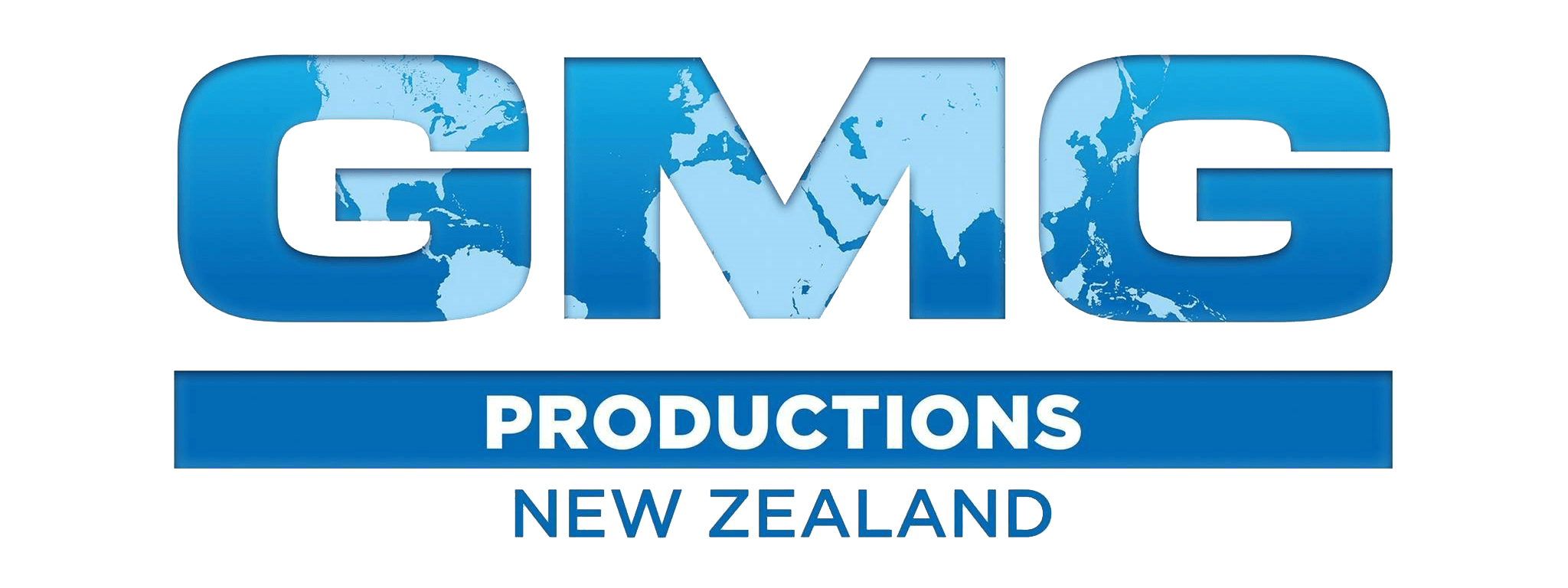 GMG Productions New Zealand Logo